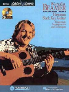 Keola Beamer Teaches Hawaiin Slack Key Guitar - cover