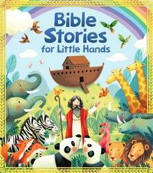 Bible Stories for Little Hands - Editors of Studio Fun International - cover