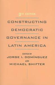 Constructing Democratic Governance in Latin America - cover
