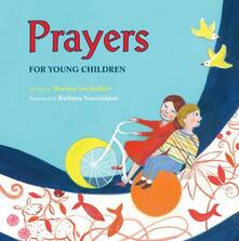 Prayers for Young Children - Martina Steinkuhler - cover
