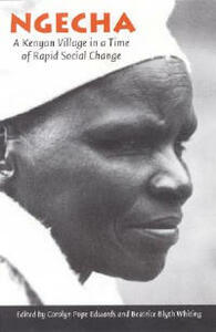 Ngecha: A Kenyan Village in a Time of Rapid Social Change - cover
