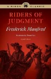 Riders of Judgment - Frederick Manfred - cover