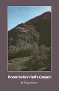 Home Below Hell's Canyon - Grace Jordan - cover