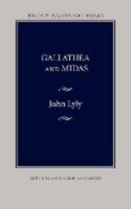Gallathea and Midas - John Lyly - cover