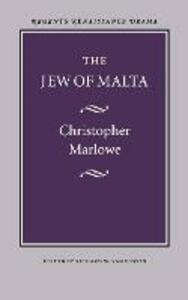 The Jew of Malta - Christopher Marlowe - cover
