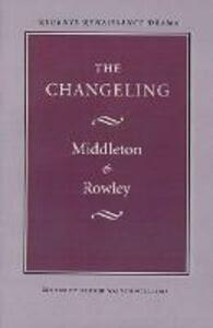 The Changeling - Thomas Middleton - cover