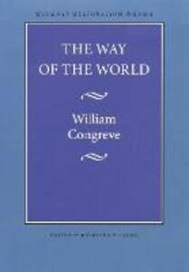 The Way of the World - William Congreve - cover
