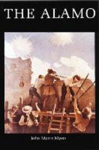 Alamo - John Myers Myers - cover