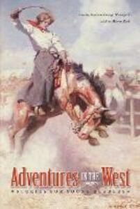 Adventures in the West: Stories for Young Readers - cover