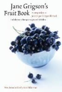 Jane Grigson's Fruit Book - Jane Grigson - cover