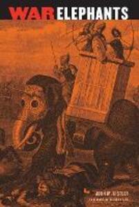 War Elephants - John M. Kistler - cover