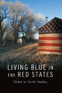 Living Blue in the Red States - cover