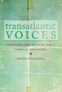 Transatlantic Voices: Interpretations of Native North American Literatures - cover