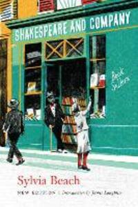 Shakespeare and Company - Sylvia Beach - cover
