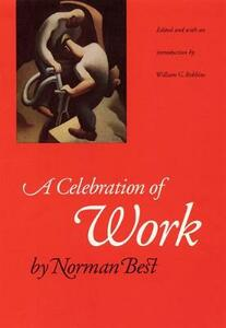 A Celebration of Work - Norman Best - cover