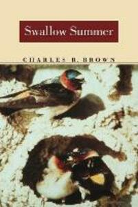Swallow Summer - Charles R. Brown - cover