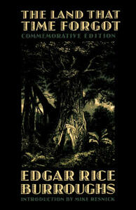 The Land That Time Forgot - Edgar Rice Burroughs - cover