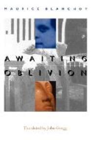 Awaiting Oblivion - John Gregg - cover