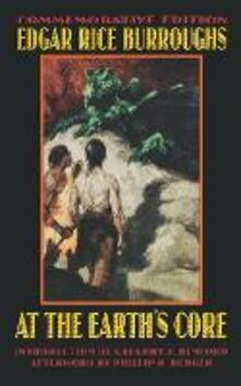 At the Earth's Core - Edgar Rice Burroughs - cover