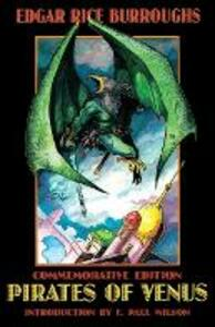 Pirates of Venus - Edgar Rice Burroughs - cover