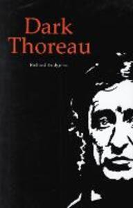 Dark Thoreau - Richard Bridgman - cover
