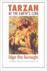 Tarzan at the Earth's Core - Edgar Rice Burroughs - cover