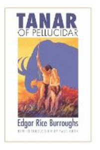 Tanar of Pellucidar - Edgar Rice Burroughs - cover