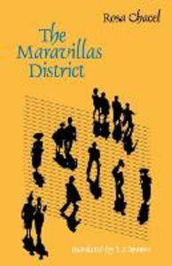 The Maravillas District - Rosa Chacel - cover