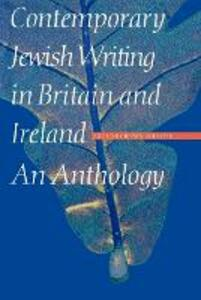 Contemporary Jewish Writing in Britain and Ireland - cover