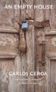 An Empty House - Carlos Cerda - cover