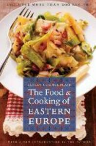 The Food and Cooking of Eastern Europe - Lesley Chamberlain - cover