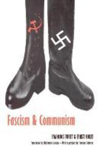 Fascism and Communism - Francois Furet,Ernst Nolte - cover