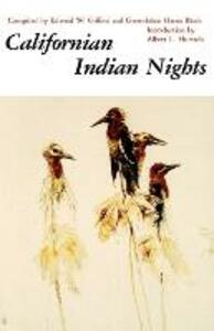Californian Indian Nights - cover