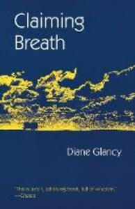 Claiming Breath - Diane Glancy - cover