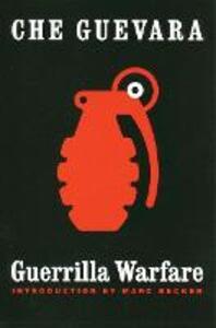 Guerrilla Warfare - Ernesto Guevara - cover