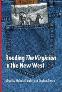 """Reading """"The Virginian"""" in the New West - cover"""