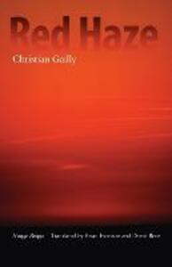 Red Haze - Christian Gailly - cover