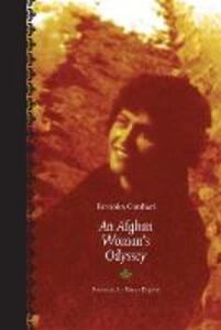 An Afghan Woman's Odyssey - Farooka Gauhari - cover