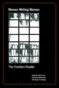 Women Writing Women: The Frontiers Reader - cover