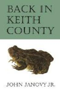 Back in Keith County - John Janovy - cover