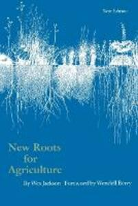New Roots for Agriculture - Wes Jackson - cover