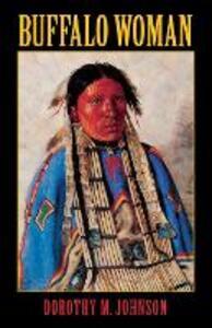 Buffalo Woman - Dorothy M. Johnson - cover