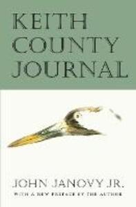 Keith County Journal - John Janovy - cover