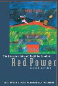Red Power: The American Indians' Fight for Freedom, Second Edition - cover