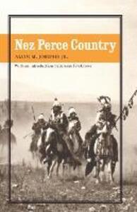 Nez Perce Country - Alvin M. Josephy - cover