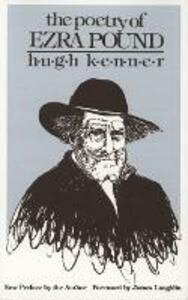 The Poetry of Ezra Pound - Hugh Kenner - cover