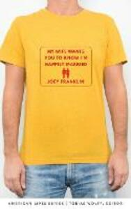 My Wife Wants You to Know I'm Happily Married - Joey Franklin - cover