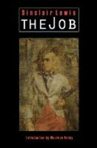The Job - Sinclair Lewis - cover