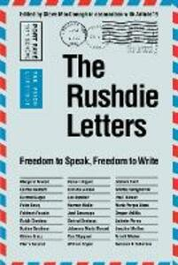 The Rushdie Letters: Freedom to Speak, Freedom to Write - cover