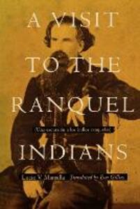 A Visit to the Ranquel Indians - Lucio V. Mansilla - cover